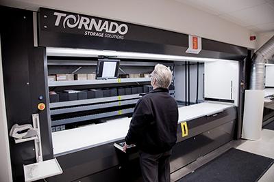 Storage Machines